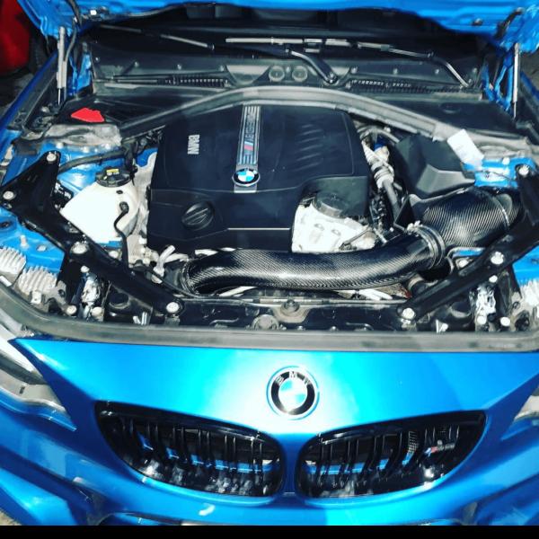Eventuri Carbon Ansaugung / Air Intake passend für BMW M2 F87 M135i M235i 335i 435i (UPDATE VERSION 2019) mit Tüv Teilegutachten