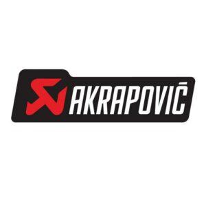 Akrapovic mit OPF ab 07/2018