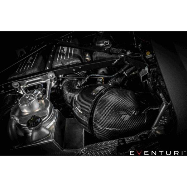Eventuri Carbon Kevlar Carbon Ansaugsystem passend für Lamborghini Huracan