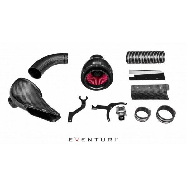 Eventuri Carbon Ansaugung Air Intake passend für Audi S4 S5 3.0TFSI inkl. Montage