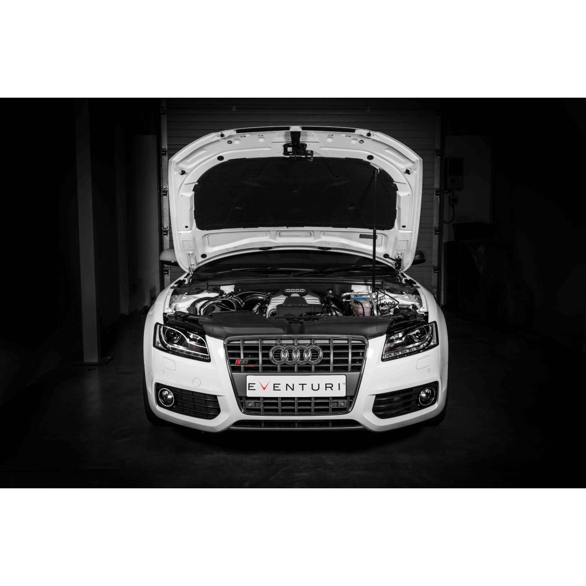 Eventuri Carbon Ansaugung Air Intake Passend Für Audi S4