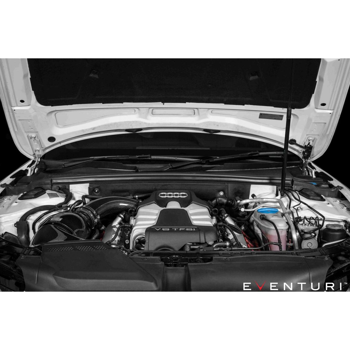 Eventuri Carbon Ansaugung Air Intake Audi S4 S5 3.0TFSI