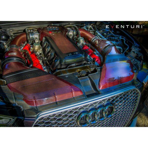 Eventuri Carbon Motorabdeckung passend für AUDI RS4 RS5