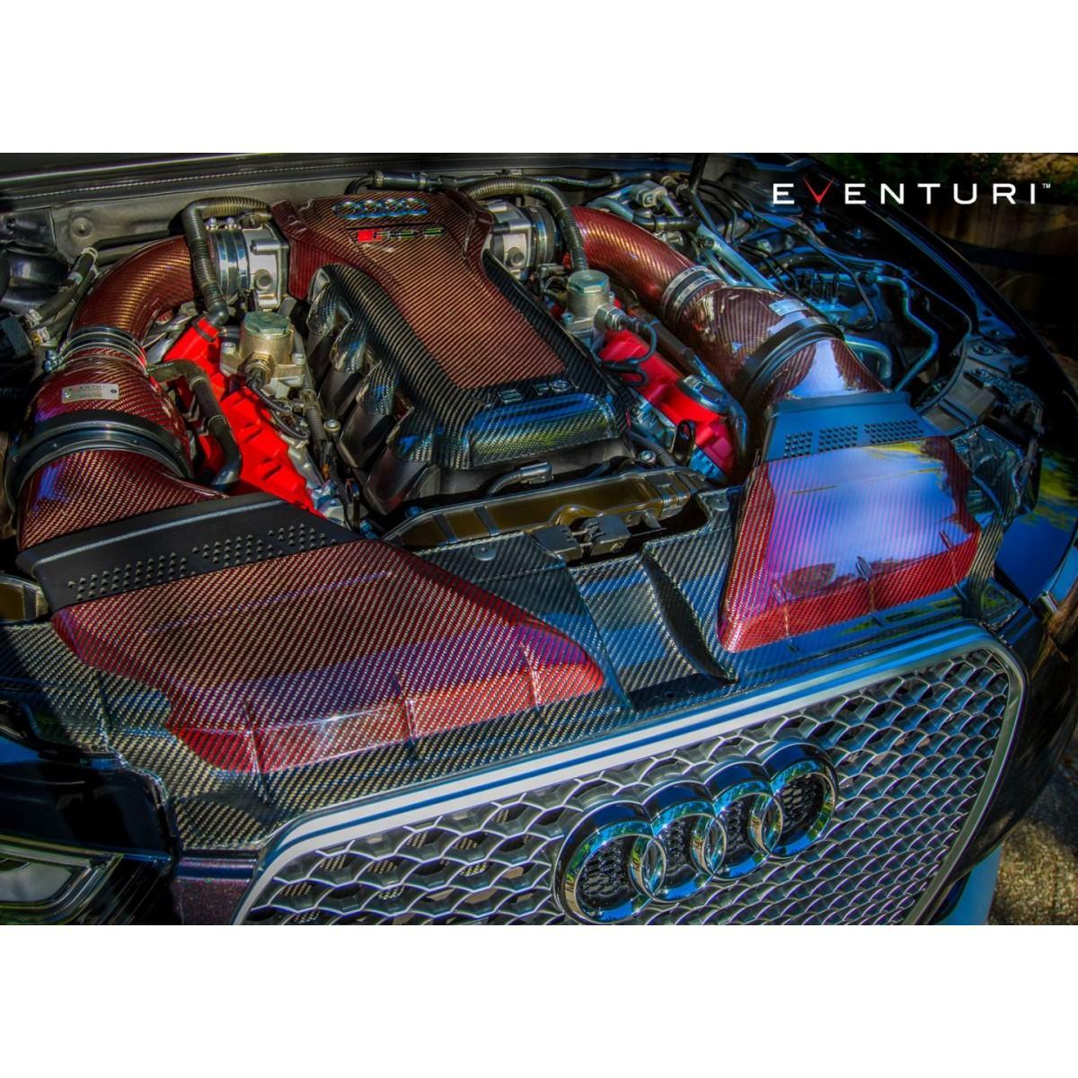 Eventuri Carbon Motorabdeckung AUDI RS4 RS5