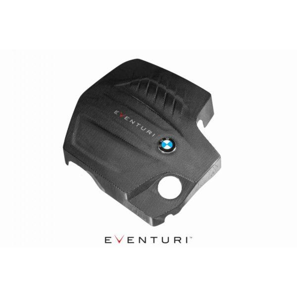Eventuri Carbon Motorabdeckung Engine Cover passend für 335i 435i M135i M235i M2 F87 (Für alle N55 Motoren)