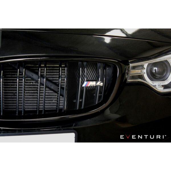 Eventuri Carbon Ansaugung / Air Intake inkl. Montage passend für BMW M4 F82 F83 M3 F80 mit Teilegutachten