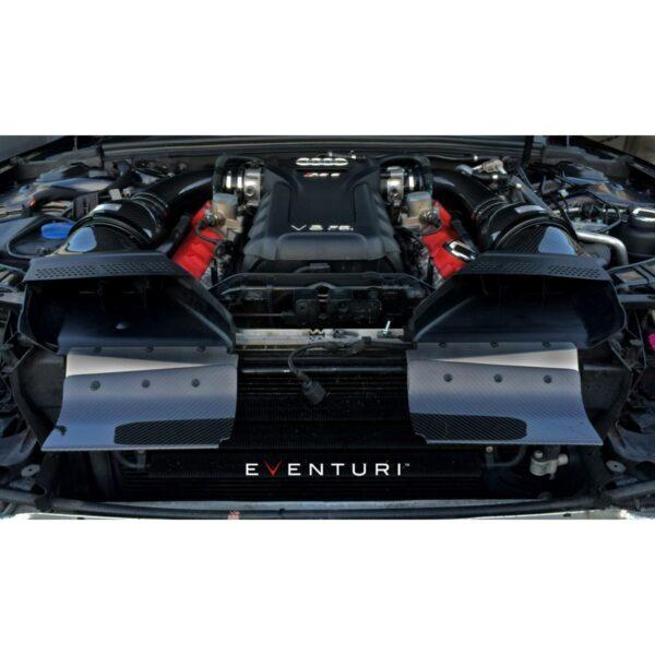 Eventuri Carbon Kevlar Ansaugung passend für AUDI B8 RS4 RS5