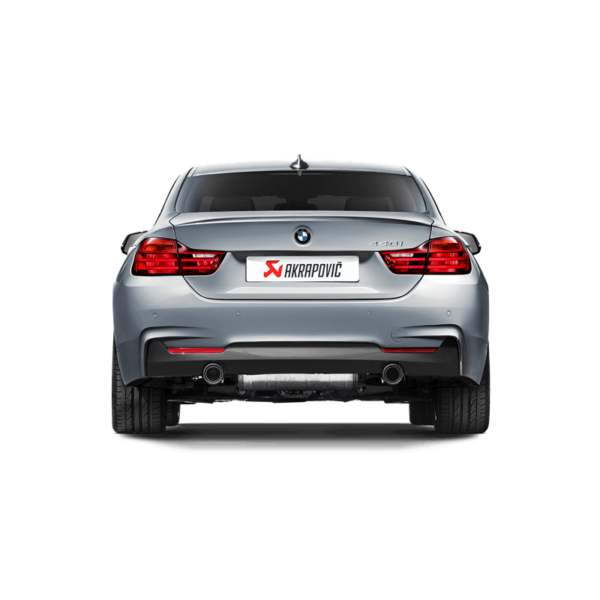 Akrapovic Evolution Komplette Abgasanlage passend für BMW 340i F30 F31 & 440i F32 F33