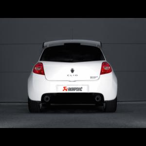 Akrapovic Evolution komplette Abgasanlage passend für Renault Clio Sport III RS 200 inkl. Montage