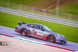 Evolution Race Line (Titanium) RS passend für Porsche GT3 RS (991) Bj. 2014-2017