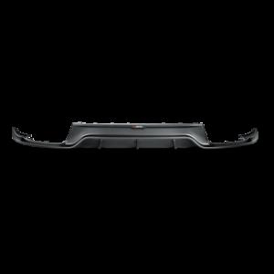 Akrapovic Carbon Diffusor Porsche passend für 911 Turbo/Turbo S (991) Bj. 2014-2015