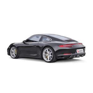 Akrapovic Slip-On Line (TITAN) – ( OHNE werksseitige Porsche Sportabgasanlage ) passend für Porsche 911 Carrera /S/4/4S/GTS (991.2) Bj. 2016-2017