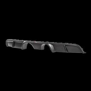 Carbon Diffuser (Matt) Rear Carbon fiber diffuser – Matte passend für Porsche 911 Carrera /S/4/4S/GTS (991.2) Bj. 2016-2017