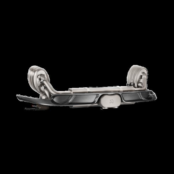 Akrapovič dB reducer (Titanium) passend  für Porsche GT3 RS mit Akrapovic Abgasanlage