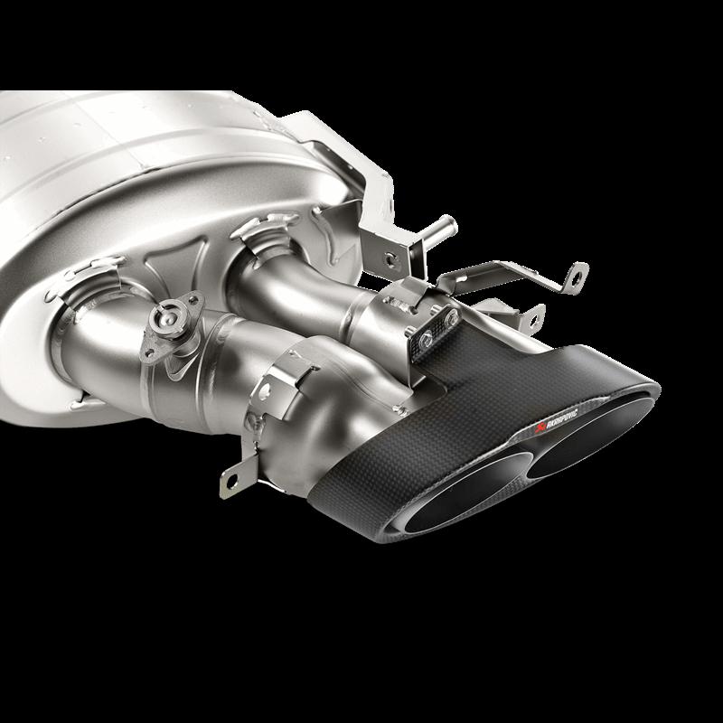 AKRAPOVIC EVOLUTION Passend Für Audi RS7 C7 Sportback