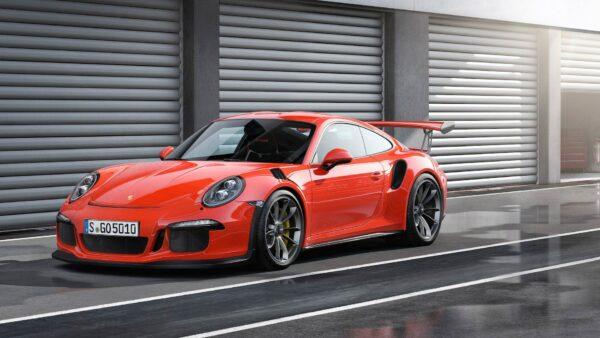 Akrapovic Sports Cup Line (Titan) passend für Porsche 911 GT3 RS (991) Bj. 2014-2017