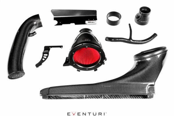 Eventuri Carbon Ansaugsystem passend für für Audi RS3 8V Facelift / TTRS 8S ( STAGE 3 NEU )