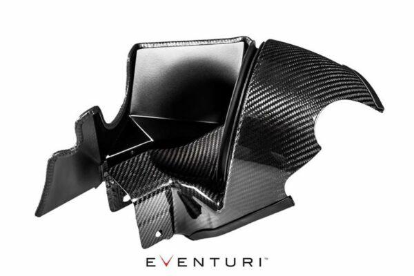 Eventuri UPGRADE DUCT passend für das BMW N55 Intake / HITZESCHILD (Update-Version)