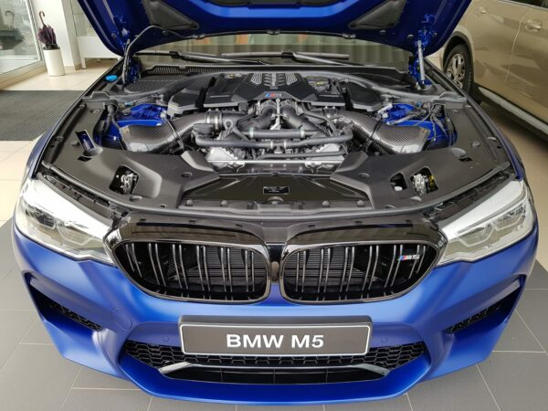 Eventuri Carbon Ansaugsystem passend für BMW F90 M5 (Update Version 2)