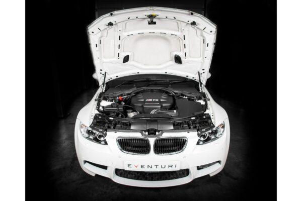 EVENTURI passend für BMW E90 E92 E93 M3 Carbon Intake Ansaugsystem V8 Sauger