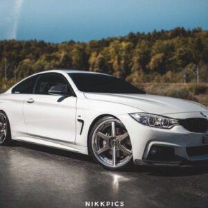 Passend für BMW 4er F32 Coupé