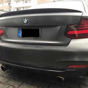 Passend für BMW M235i F22/F23