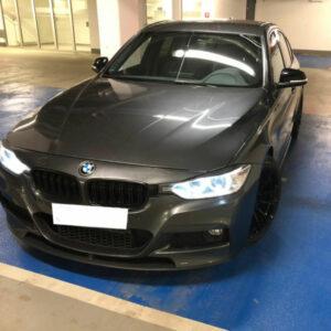 Passend für BMW 3er F30 Limousine