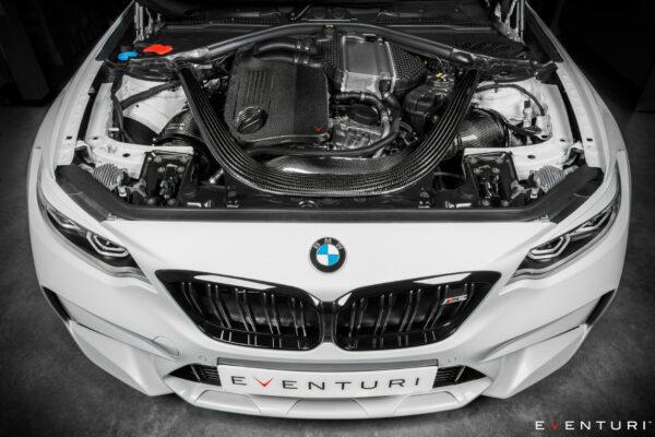 Eventuri Carbon Ansaugsystem passend für BMW F87 M2 Competition (S55)