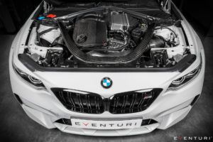 Eventuri Carbon Ansaugsystem passend für BMW F87 M2 Competition AIR Intake