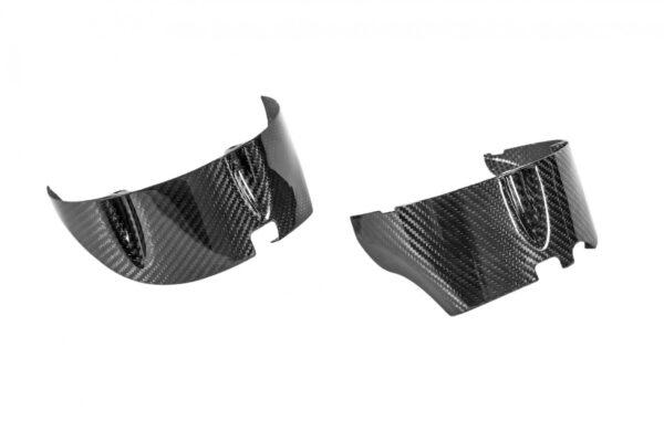 Eventuri Carbon Upgrade-Luftführungen Shroud passend für BMW F90 M5 (Upgrade von Version 1 auf 2 )
