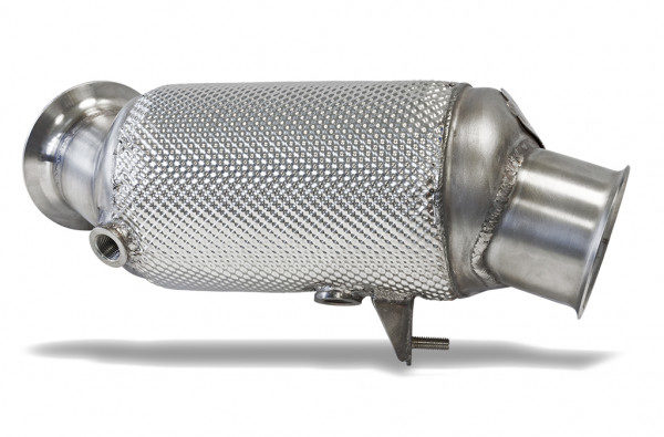 HJS Downpipe passend für Ihren BMW M135i M235i 335i 435i mit ECE Zulassung