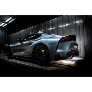 Akrapovic Slip-On Line (Titanium) passend für Toyota Supra A90