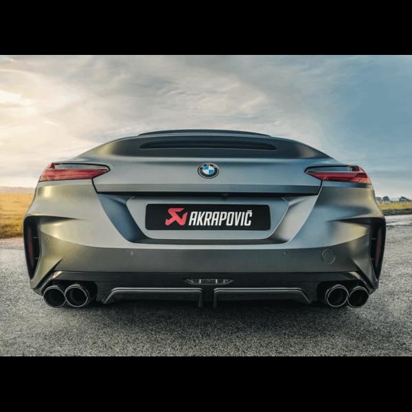 Akrapovic Slip-On Line (Titan) passend für BMW Z4 G29