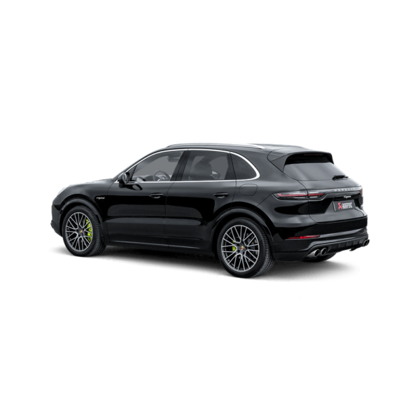 Akrapovic Evolution Line (Titan) passend für Ihren Porsche Cayenne E-Hybrid (536)