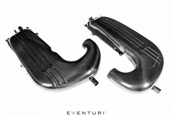 Eventuri Carbon Ansaugsystem für Mercedes W205 C63 & C63(S) AMG
