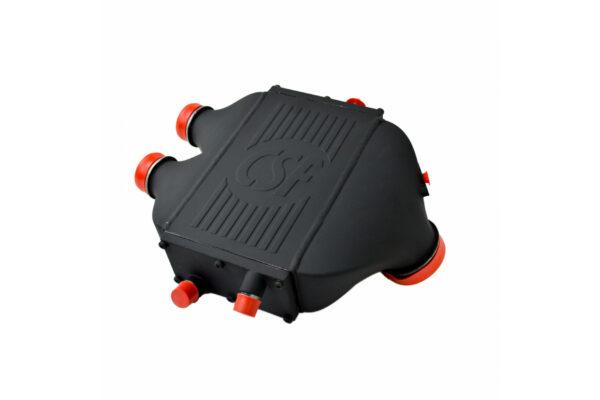 CSF  Wasser-Ladeluftkühler passend für BMW M3 F80 M4 F82 F83  M2 Competition ( S55 Motor )