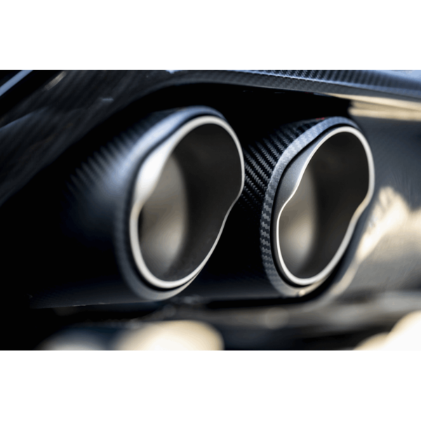 Akrapovic Slip-On Line (Titan) passend für BMW M8 / M8 Competition F91 F92 mit ECE Zulassung