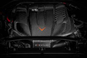 Eventuri Carbon Motorabdeckung passend für BMW G29 Z4 M40i
