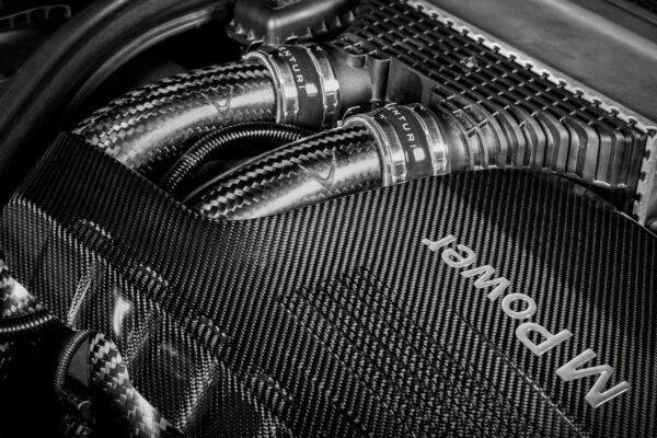 Eventuri Carbon Chargepipes passend für BMW M4 F82 F83 – M2 Competition F87 – M3 F80
