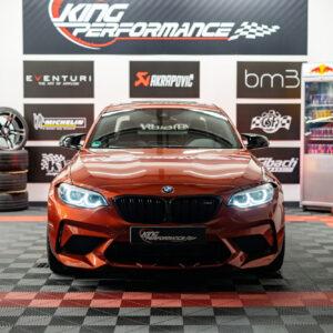 Passend für BMW M2 Competition (OPF)