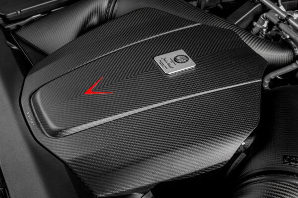 Eventuri Carbon Ansaugsystem passend für Mercedes GTR AMG und C190 R190 GTS|GT AMG